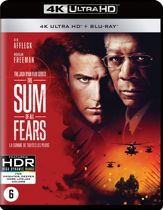 Sum Of All Fears (4K Ultra Hd Blu-ray)