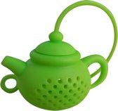 2 stuks theepotjes - Thee ei   Thee filter   losse thee of kruiden   Groen