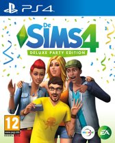 De Sims 4 - Deluxe Party Edition - PS4