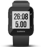 Garmin Forerunner 30 grey - GPS hardloophorloge met polshartslag meting - lijsteen grijs