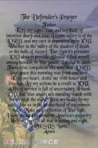 The Defender's Prayer Journal - Air Force