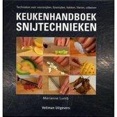 Boek cover Keukenhandboek snijtechnieken van Vitataal