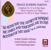 Symphonies 51 & 100/Piano Concerto #5