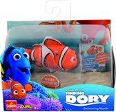 De echte zwemmende Finding Dory Robo Fish Marlin (ML)