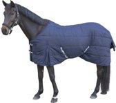 Kerbl RugBe Indoor - Paardendeken voor de stal - 125 cm x 175 cm - Blauw