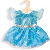 Heless Poppenkleding 28-35 cm Prinsessenjurk Blauw