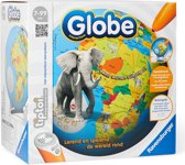 tiptoi® interactieve globe
