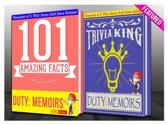 Duty: Memoris of a Secretary at War - 101 Amazing Facts & Trivia King!