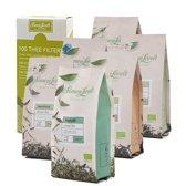 Simon Lévelt Proefpakket losse thee met theefilters - 6 soorten
