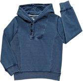 Losan Jongens Seatvest Hooded Denim Blauw - Maat 110
