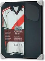 Nielsen wissellijst voor het inlijsten van uw (voetbal) shirt of andere objecten.