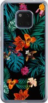Huawei Mate 20 Pro siliconen hoesje - Tropicana