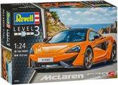 McLaren 570S Revell schaal 1:24