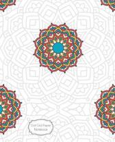 Dot Grid Paper Notebook