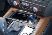 Auto 12V Luchtverfrisser Luchtreiniger Ionisator tegen rook(lucht), fijnstof en hooikoorts - IONFORYOU