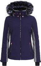 Luhta Berit L7 Dames Ski jas - Dark Blue - 36
