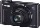 Canon PowerShot SX610 HS - Zwart
