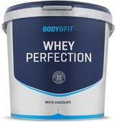 Body & Fit Whey Perfection - Eiwitpoeder / Eiwitshake - 4540 gram - White Chocolate Milkshake