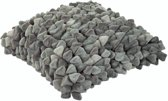 Haans Lifestyle Kussen Pebble - grijs - 45cm