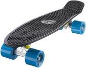 Penny Skateboard Ridge Retro Skateboard Black/Blue