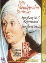 Symphony No 5 'Reformatio