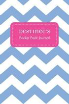 Destinee's Pocket Posh Journal, Chevron