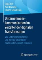 Unternehmenskommunikation Im Zeitalter Der Digitalen Transformation