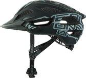 O'Neal Q RL Mountainbike Helm Matte Black-L/XL