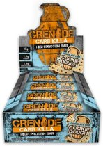 Grenade Carb Killa Bars - Eiwitreep - 1 doos (12 eiwitrepen) - Chocolate Chip Cookie Dough