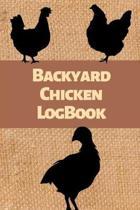 Backyard Chicken Log Book