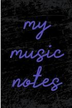 My Music Notes