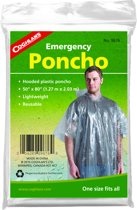 Coghlan's Emergency - Poncho - Transparant - One size