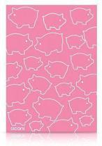 Siconi Sticky Organiser Board Sheet A3 - Roze