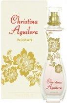 Christina Aguilera Woman - 75 ml - Eau de parfum