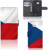 Bookstyle Case Microsoft Lumia 640 Tsjechië