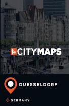 City Maps Duesseldorf Germany