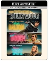 Once Upon A Time In… Hollywood (4K Ultra HD Blu-ray + Full HD Blu-ray) (Steelbook)