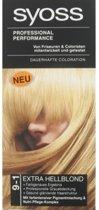 Syoss Haarverf 9-1 Extra Blond
