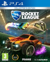 Rocket League - Collectors Edition - PS4 (Import)