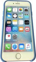 WHITE RHINO ® iPhone 7 / 8 Hoesje Silicone Blauw