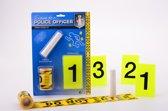 Politie crime set