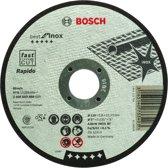 Doorslijpschijf recht Best for Inox - Rapido A 60 W INOX BF, 125 mm, 22,23 mm, 0,8 mm 1st