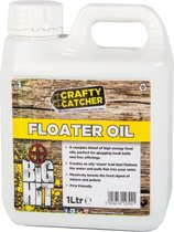 Crafty Catcher Big Hit Floater Oil | 1ltr