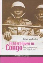Achterblijven In Congo