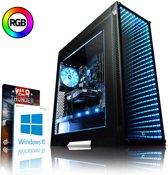 Vibox Gaming Desktop Nebula GS850-16 - Game PC