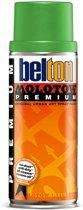 Molotow Belton Premium Bladgroen - 400ml spuitverf met halfglans afwerking