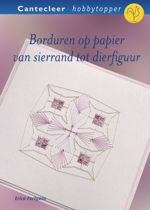 Borduren Op Papier Van Sieraad Tot Dierfiguur