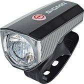 Sigma Aura 40 Fiets Koplamp - LED - 40 Lux - Li-on accu - USB oplaadfunctie