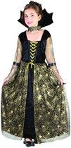 Halloween heksen kostuum voor meisjes - Kinderkostuums - 152/158