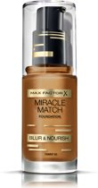 Max Factor Miracle Match Blur & Nour - 95 Tawny - Foundation